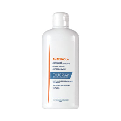 Ducray Anaphase+ Anti-Hair Loss Complement Shampoo Δυναμωτικό Σαμπουάν 400ml