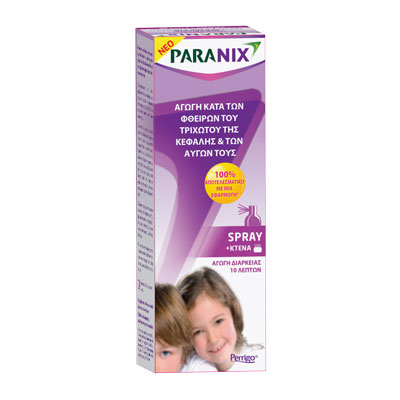 Omega Pharma Paranix Treatment Spray 100ml