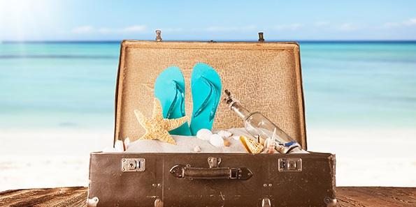 Τα απαραίτητα για τις διακοπές